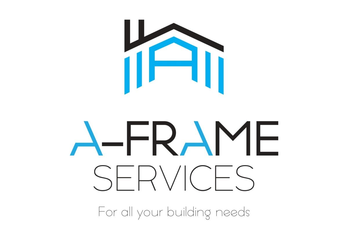 A-Frame Services - Building Branding